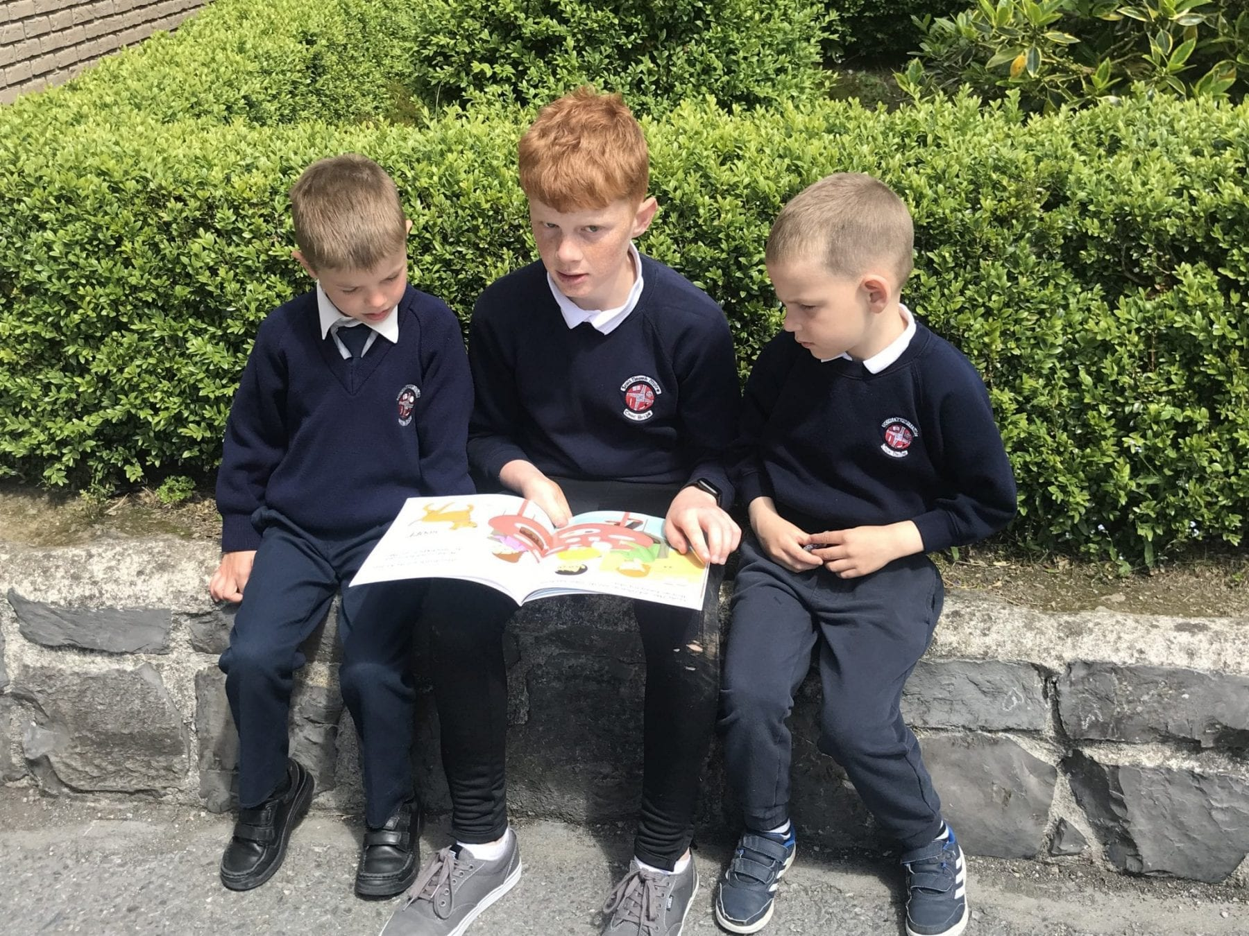 Our Last Buddy Reading Session