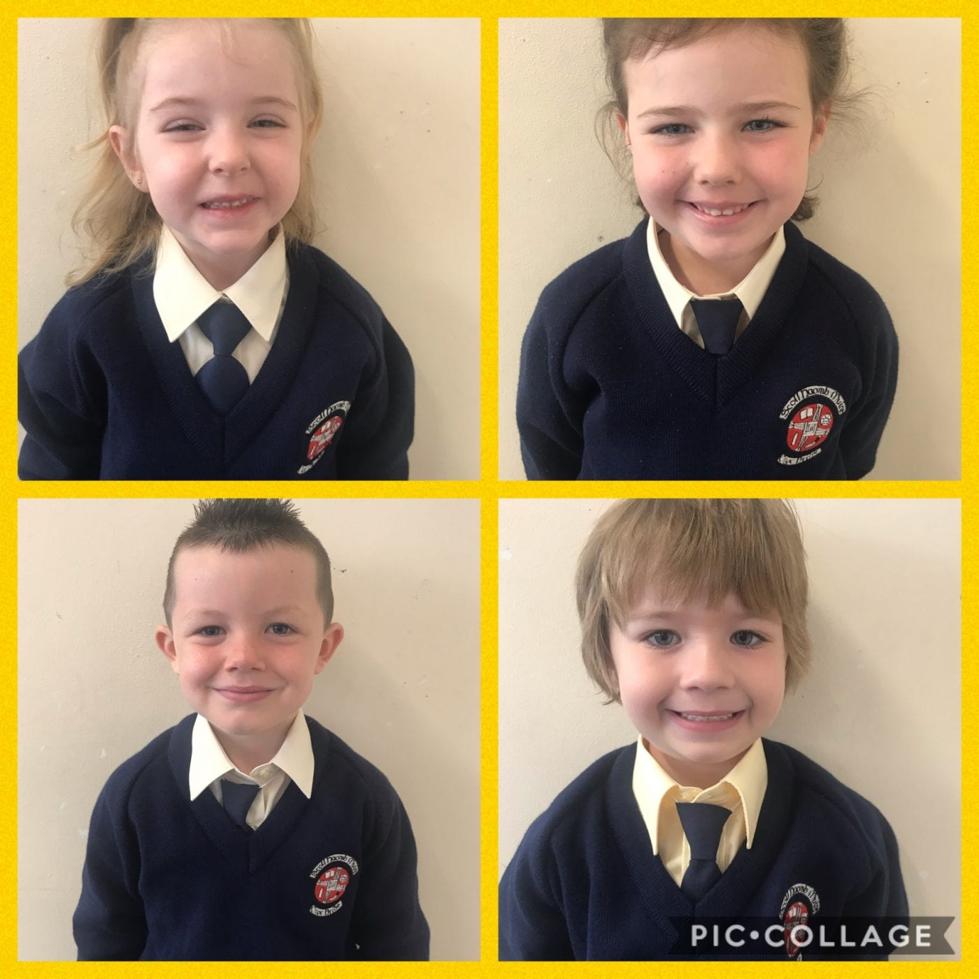 November Person and Student of the Month