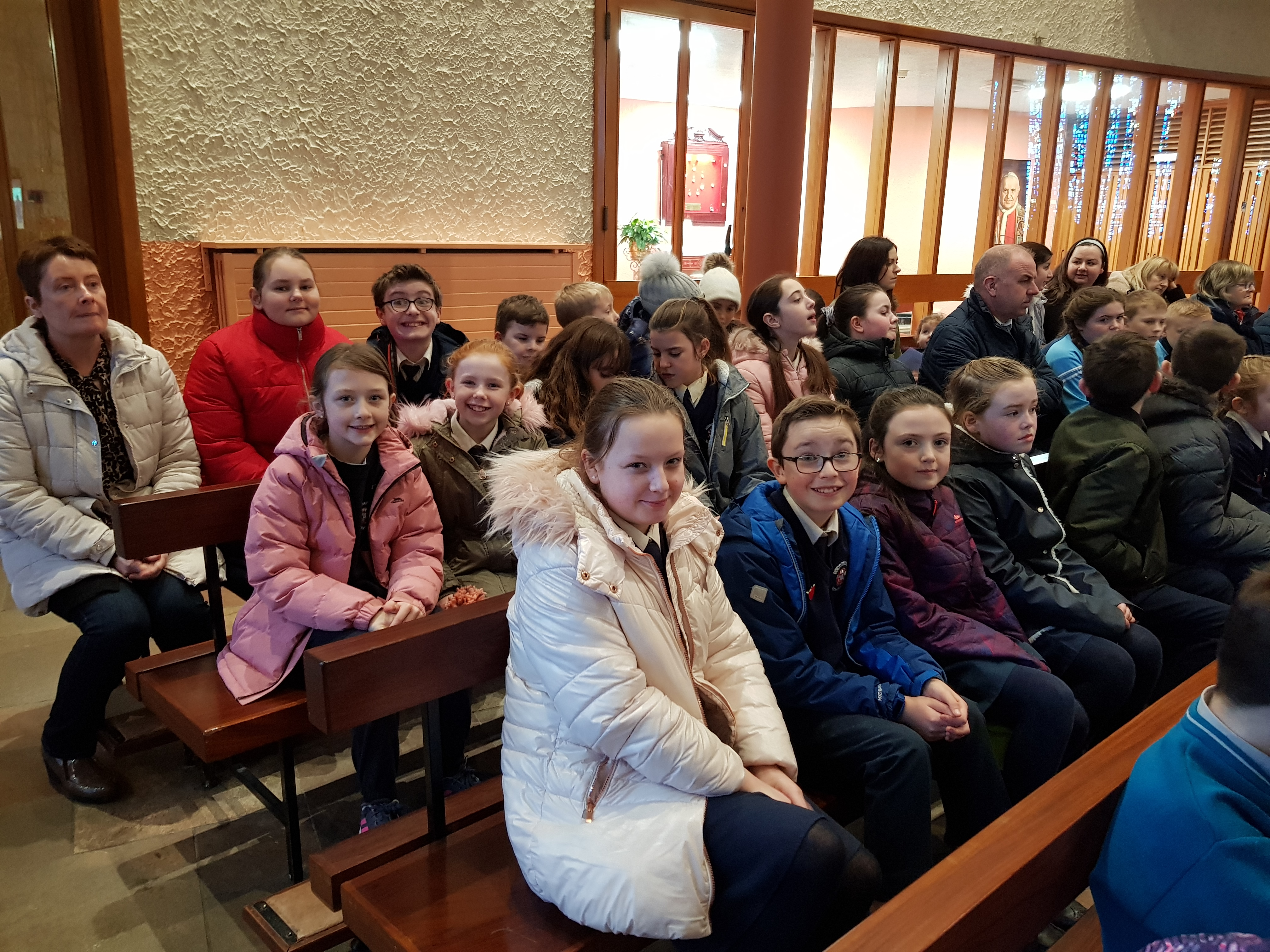 A visit to the Redeemer Church